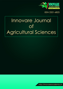 Innovare Journal of Agricultural Sciences