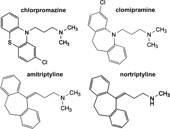 an introduction to the chemical chlorpromazine or thorazine 7 drugs that changed the world  the introduction of the tranquilizer chlorpromazine (also known as thorazine)  in the 1920s and '30s as agents of chemical.