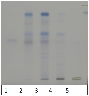 salkowski test for unsaturated steroids