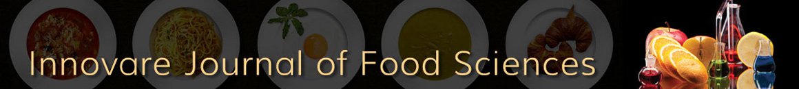 Innovare Journal of Food Sciences