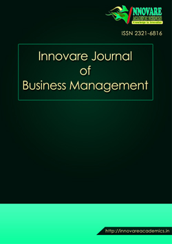 Stock Audit in Retail Outlets: A Case Study   Innovare Journal of
